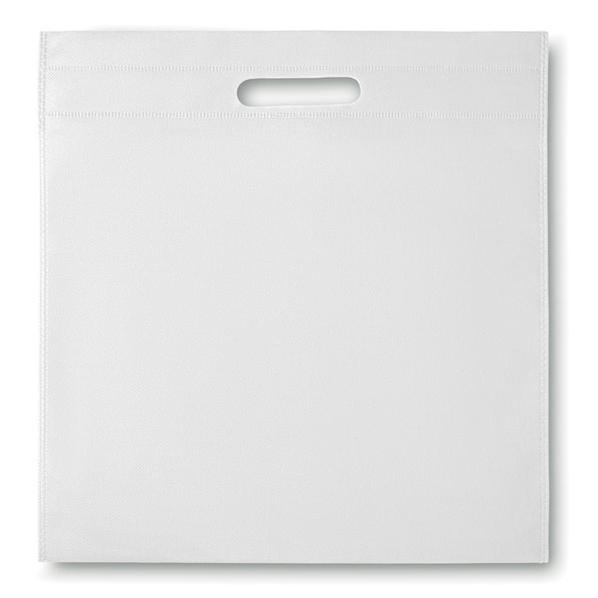 Сумка, 80 гр/м2, белый - фото № 1