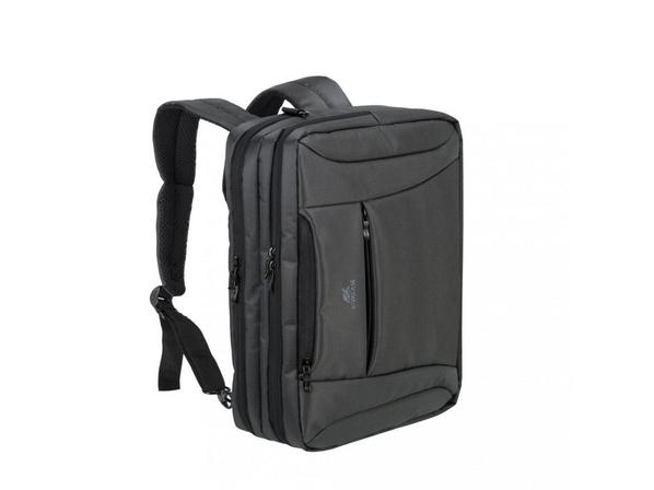 Сумка-трансформер Rivacase для ноутбука до 16'', черная