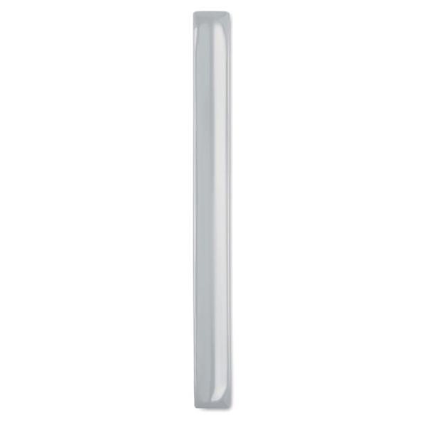 Светоотражающий браслет, серебряный - фото № 1