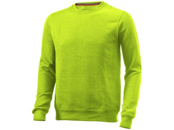 Толстовка Toss мужская, зеленый - фото № 1