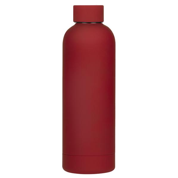 Термобутылка вакуумная герметичная Portobello Prima, 500 мл, красная - фото № 1