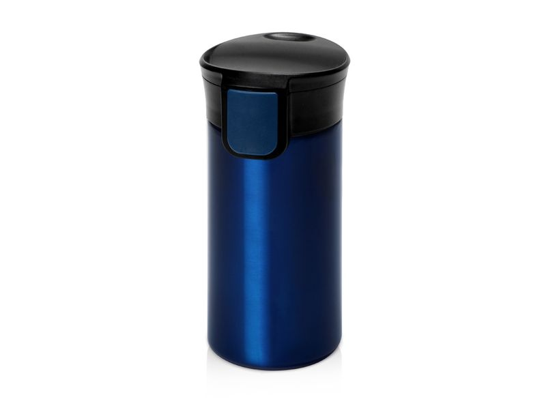 Термокружка герметичная Waterline Upgrade, 300 мл, синяя - фото № 1