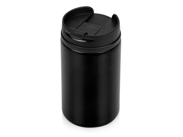Термокружка Jar, чёрная - фото № 1