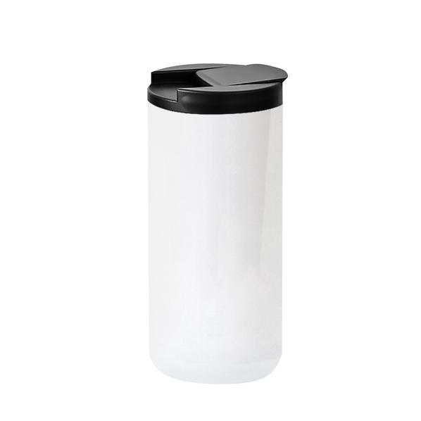 Термокружка с двойными стенками Koffline, белая - фото № 1