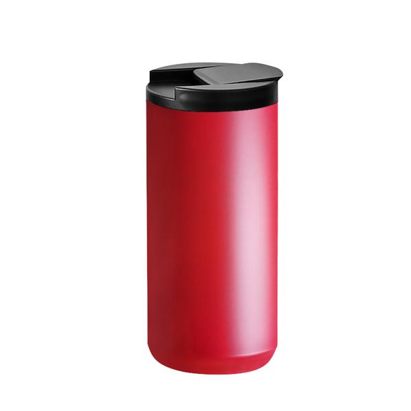 Термокружка с двойными стенками Koffline, красная - фото № 1