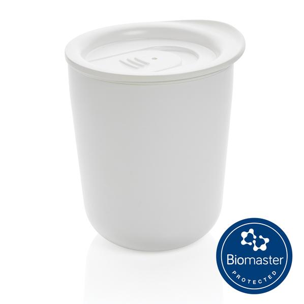 Термокружка с защитой от микробов XD Collection, 225 мл, белая - фото № 1