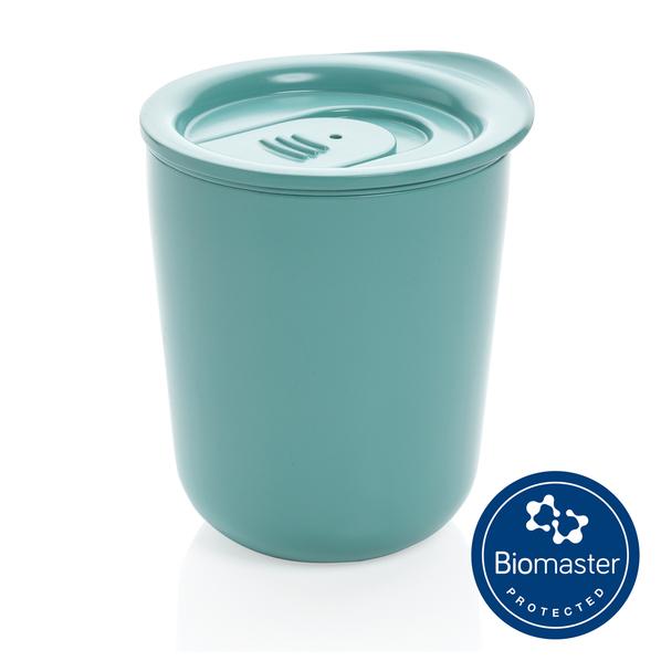Термокружка с защитой от микробов XD Collection, 225 мл, зеленая - фото № 1