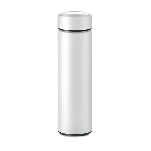 Термос двустенчатый, белый, 470 мл - фото № 1
