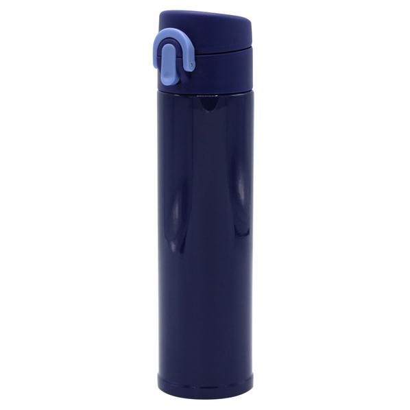 Термос Gorgon, 370 мл, синий - фото № 1