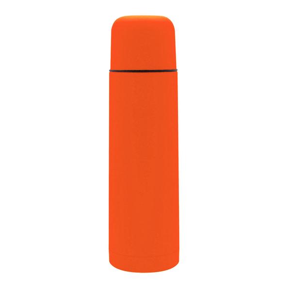 Термос Picnic Soft, 500 мл, оранжевый - фото № 1