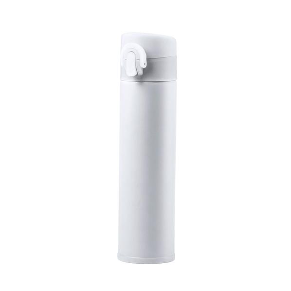 Термос вакуумный Poltax, 330 мл, белый - фото № 1