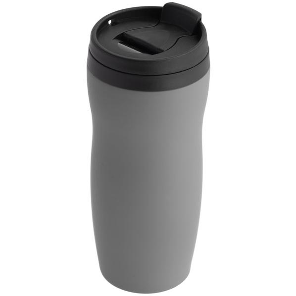 Термостакан Forma, серый - фото № 1