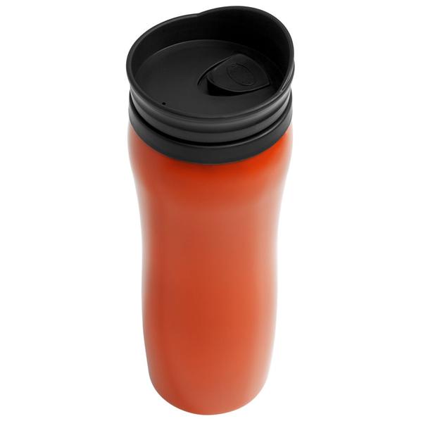 Термостакан Shape, оранжевый - фото № 1