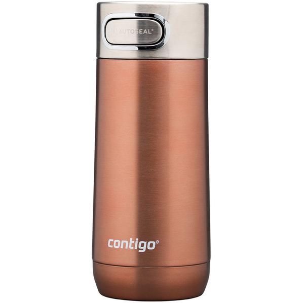 Термостакан вакуумный Contigo Luxe, 360 мл, бронзовый - фото № 1