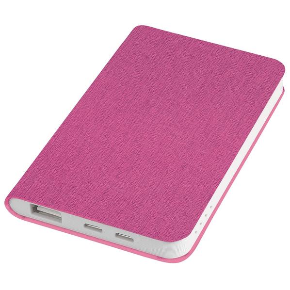 Зарядное устройство thINKme Provence, 4000 mAh, розовое - фото № 1