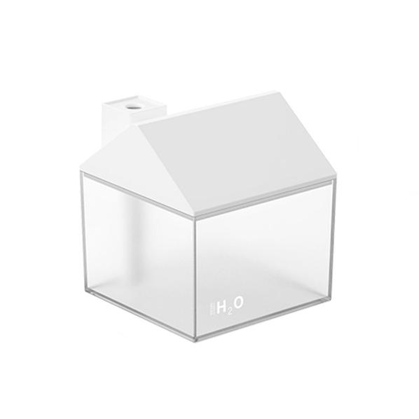 Увлажнитель Home с подсветкой, вентилятором и USB, белый - фото № 1