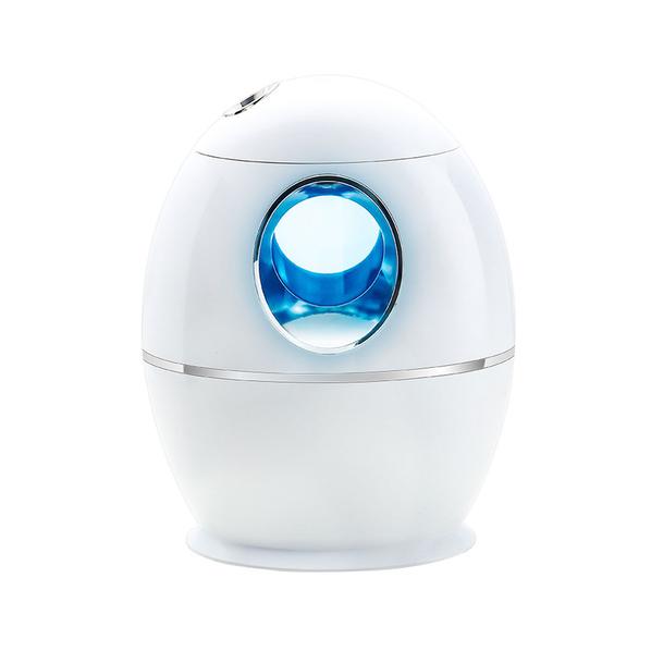 Увлажнитель-ароматизатор Ultra Sonic, белый - фото № 1