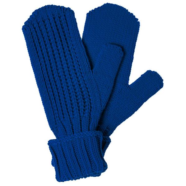 Варежки teplo Nordkyn, ярко-синие - фото № 1