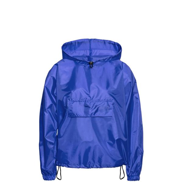 Ветровка анорак Mantle, ярко-синяя