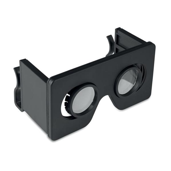 Очки виртуальные, черные - фото № 1