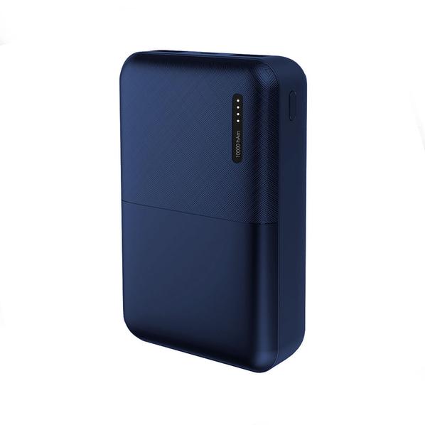 Внешний аккумулятор Oregon 10000 mAh, синий - фото № 1