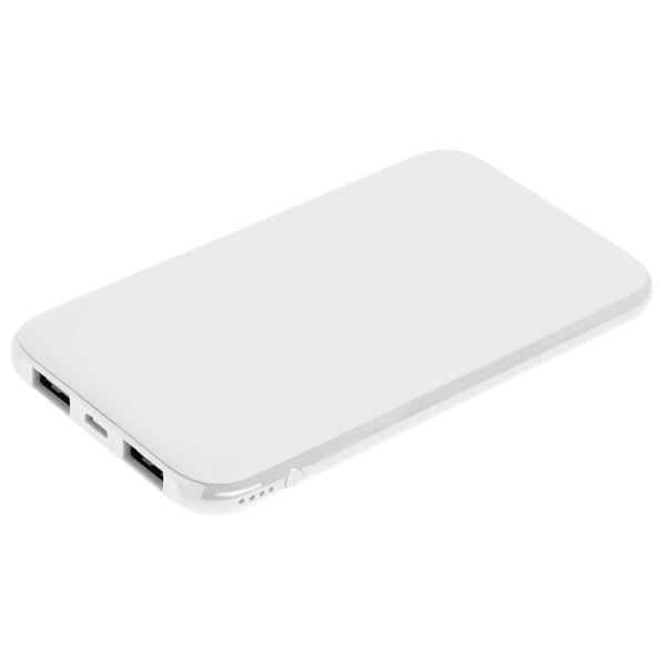 Внешний аккумулятор Uniscend Half Day Compact, 5000 mAh, белый - фото № 1