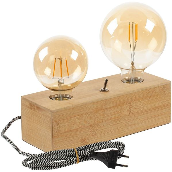 Интерьерная лампа Molti Loft Light, бежевая - фото № 1