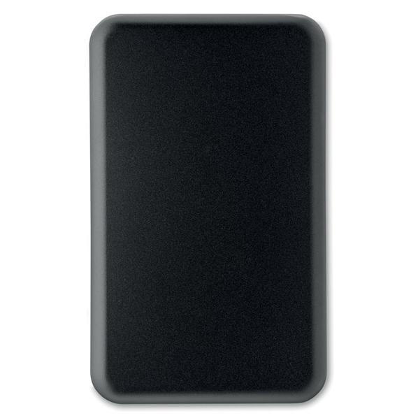 Зарядное устройство на солнечной батарее, 11000 mAh, черное - фото № 1
