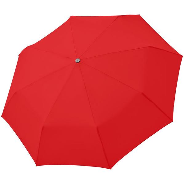 Зонт складной автомат Doppler Carbonsteel Magic, красный - фото № 1