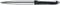 Ручка шариковая металлическая Senator Nautic, черная фото