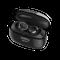 Наушники беспроводные внутриканальные затычки с зарядным кейсом футляром True Wireless Nobby Expert T 110, черные/ серые фото