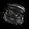Наушники беспроводные внутриканальные затычки с зарядным кейсом футляром True Wireless Nobby Expert T 110, черные фото