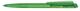 Ручка шариковая пластиковая Senator Dart Clear, зеленая - фото № 1