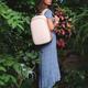 Рюкзак антикражный XD Design Bobby Hero Spring, розовый - фото № 18
