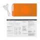 Внешний аккумулятор беспроводной Chili Theta Wireless, 4000 mAh, оранжевый - фото № 4