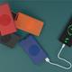 Внешний аккумулятор беспроводной Chili Theta Wireless, 4000 mAh, оранжевый - фото № 2