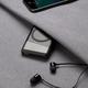 Внешний аккумулятор беспроводной XD Collection Ultimate, 5000 mAh, черный - фото № 10