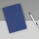 Блокнот А5 Wownote Ровиго, синий - фото № 3
