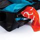 Дорожная сумка на колесах Large adventure, черный, синий - фото № 11