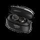 Наушники беспроводные внутриканальные затычки с зарядным кейсом футляром True Wireless Nobby Expert T 110, черные - фото № 1
