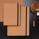 Органайзер с блокнотом и ручкой XD Collection Cork Deluxe, А5, коричневый - фото № 12