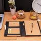 Органайзер с блокнотом и ручкой XD Collection Cork Deluxe, А5, коричневый - фото № 11