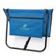 Складной лежак для пляжа, голубой - фото № 6