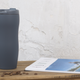 Термостакан Монтана, покрытие soft touch, 0,4 л., серый - фото № 2