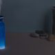 Увлажнитель «Гольфстрим», синий - фото № 4