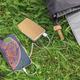 Внешний аккумулятор карманный из пробки и пшеничной соломы XD Collection, 5000 мАч, коричневый - фото № 8
