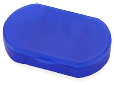 Футляр для таблеток и витаминов, синий фото