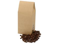 Кофе зерновой 100% арабика, крафт фото