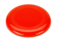 Фрисби Летающая тарелка, пластик, красная фото