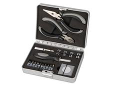 Набор инструментов Мастер, серый фото